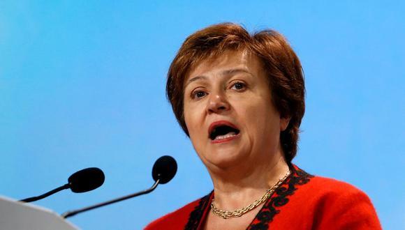 Kristalina Georgieva. (Foto: Reuters)