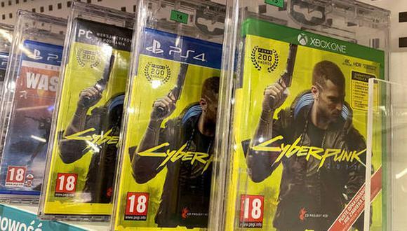 Cyberpunk 2077, un videojuego de rol futurista que cuenta con la participación de la estrella de Hollywood Keanu Reeves, era considerado como uno de los mayores estrenos de este año. (Foto: Reuters)