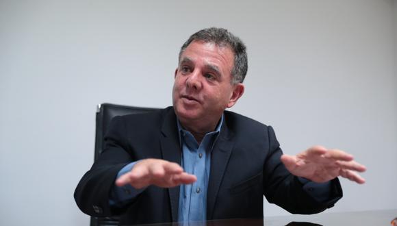 Jaime Salomón afirmó que el Perú no necesita de más personajes improvisados en política. (Foto: GEC)