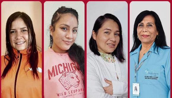 Mery Lucena, Ana Cabello, Mariel Javier y Mary Balbín son mujeres que tienen sueños distintos, pero una motivación en común: darle un mejor futuro a sus hijos.