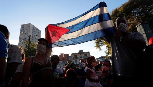 Al menos 21 cubanos sufrieron detenciones policiales por actividades periodísticas y 7 fueron objeto de arrestos domiciliarios en los pasados 6 meses. EFE/ Ernesto Mastrascusa