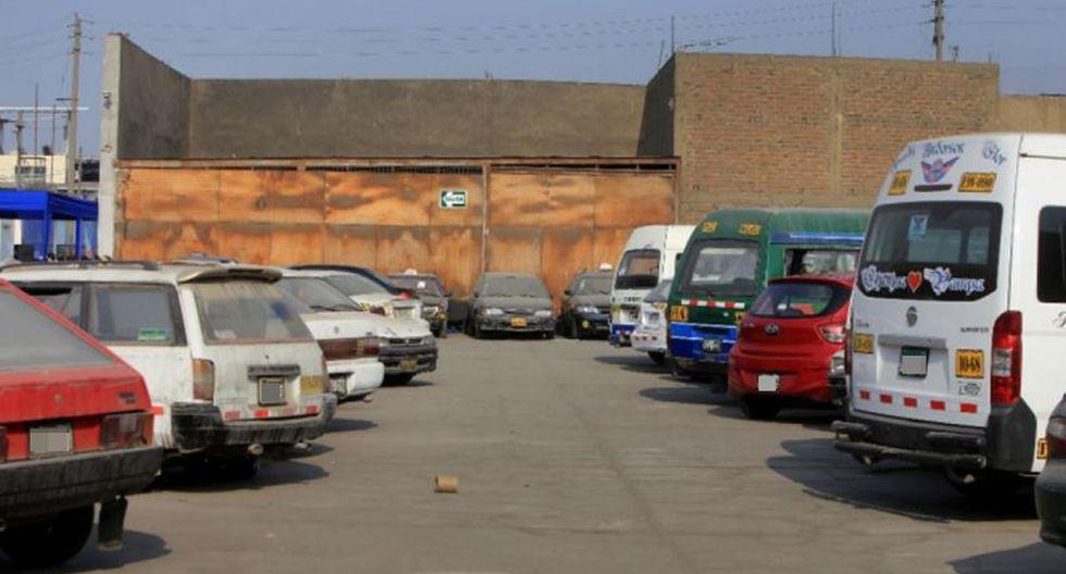 El SAT de Lima realiza de manera constante remate de vehículos incautados. (Imagen referencial/Archivo)