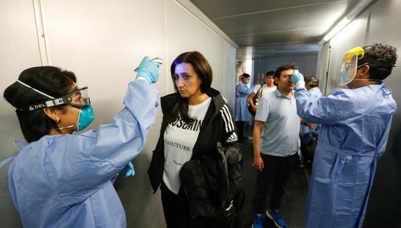 Personal médico se encuentra en contaste riesgo de contagio por coronavirus (Covid-19) en el país. (Foto: Minsa)