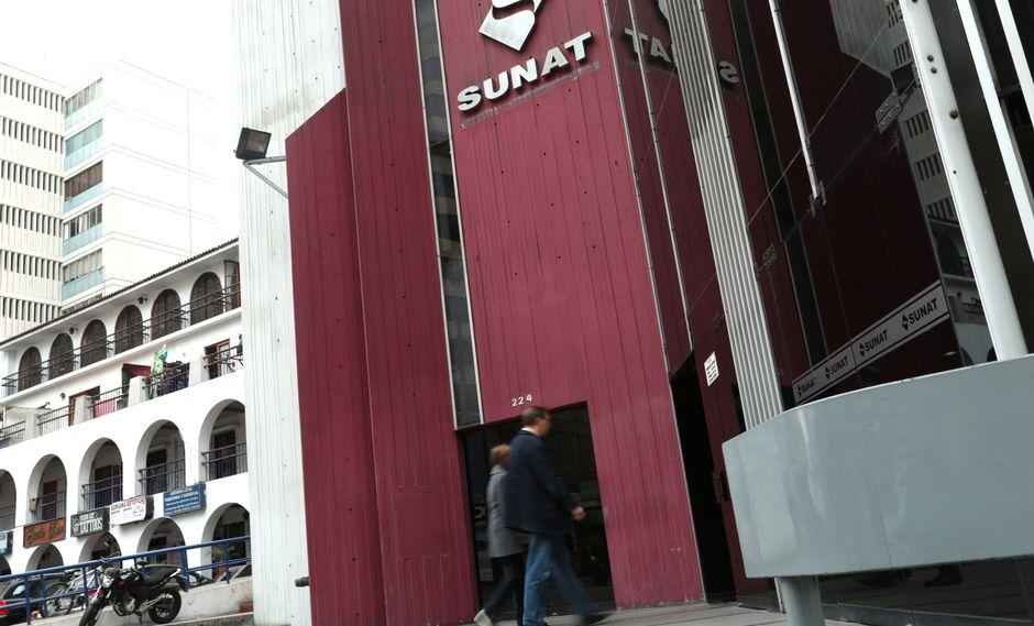 La Superintendencia Nacional de Aduanas y de Administración Tributaria, Sunat. (Foto: GEC)