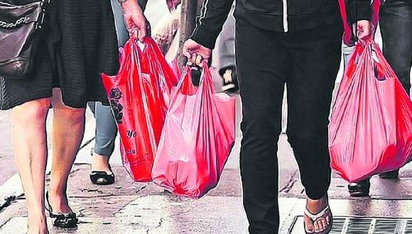 Minam: Se pone en riesgo reducción de uso del plástico. (Foto: GEC)