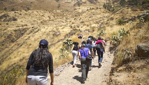 Los gremios piden impulsar el turismo receptivo. (Foto: GEC)