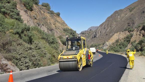 La Nueva Carretera Central permitirá que los transportistas recorran el tramo Lima – La Oroya en cuatro horas. Hoy lo hacen en siete horas. (Foto: Andina).