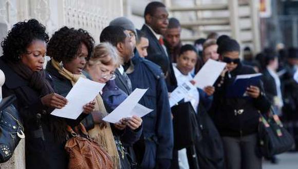 Desempleo en EE.UU. (Foto: Difusión)