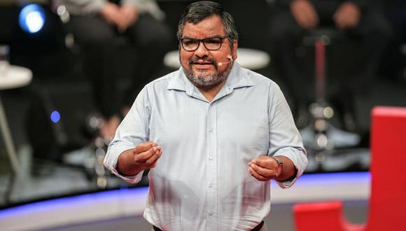 Julio Arbizu (Foto: César Bueno)