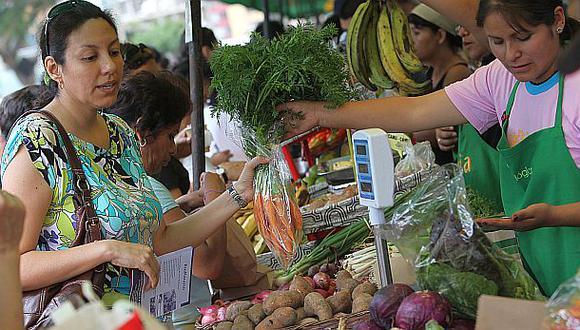 Inflación (Foto: Archivo El Comercio)