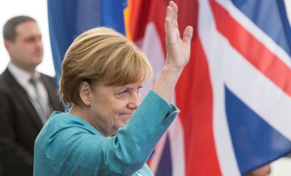 Angela Merkel (Getty Images vía BBC)