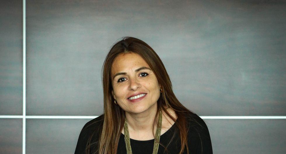 Rosa María Vásquez. Gerente general de la Clínica San Felipe.