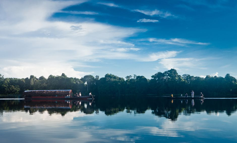 Esta vez, la prestigiosa publicación National Geographic eligió a la Amazonía peruana como uno de los mejores lugares que vale la pena conocer en este 2019. (Foto: GEC)