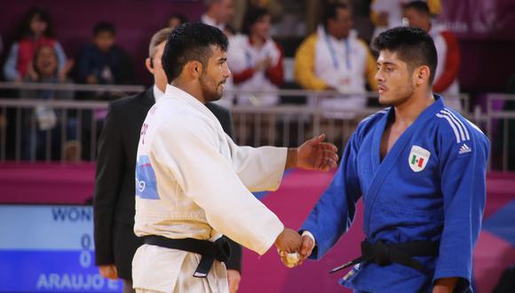 Alonso Wong ganó medalla de plata en Lima 2019. (Foto: Federación Peruana de Judo)