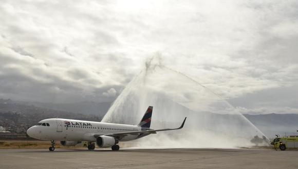 Los vuelos a Jaén y Trujillo se retomarán desde el 23 de setiembre, sujeto a aprobación gubernamental.  (Foto: GEC)