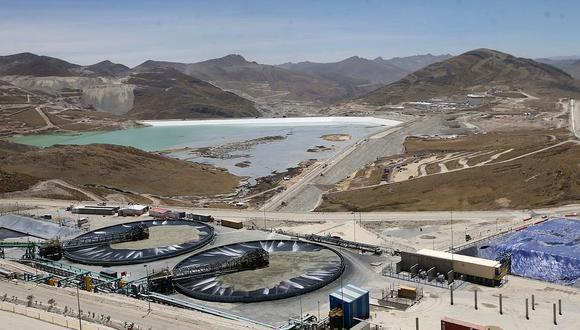 Minera Las Bambas ha sufrido el bloqueo de las vías que comunican su mina por 320 días desde que inició sus operaciones en 2016. (Foto: GEC)