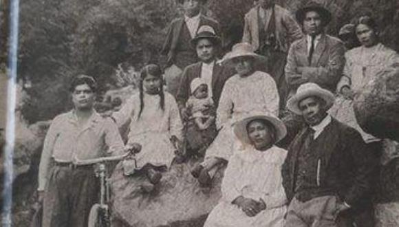 """Foto de la portada del libro """"Los incas republicanos"""", publicada por el Fondo Editorial del Congreso."""