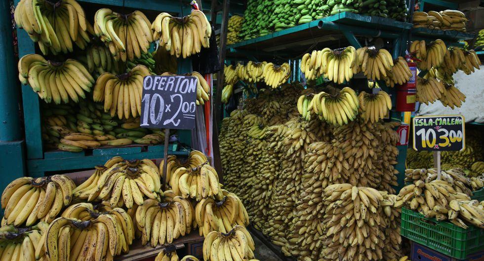 En el 2018 se produjeron más de dos millones de toneladas de plátanos en el Perú. (Foto: GEC)