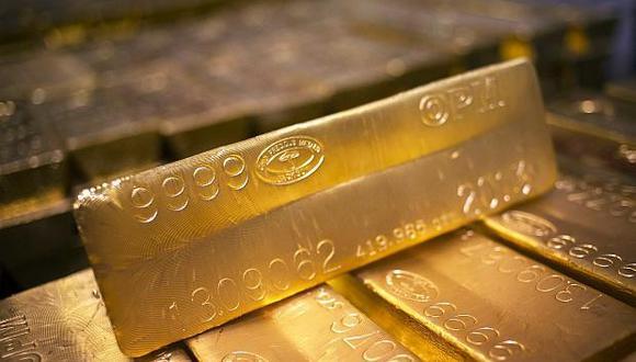 Los futuros del oro en Estados Unidos bajaban un 0.8% a US$ 1,503.80. (Foto: Reuters)
