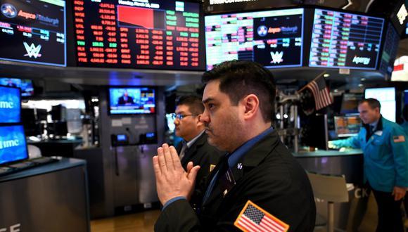 La Bolsa de Valores de Nueva York abrió la semana al alza. (Foto: AFP)
