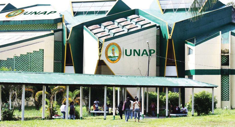 FOTO 20   13. Universidad Nacional de la Amazonía Peruana