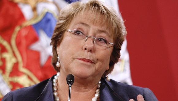 Ex presidenta chilena Michelle Bachelet.