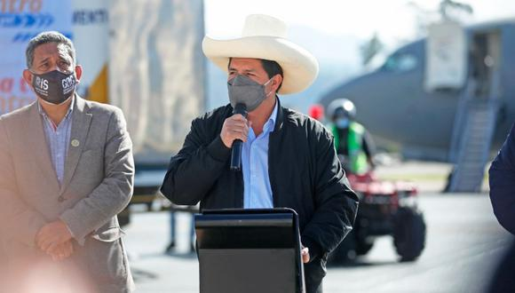 El pasado 9 de setiembre el Pleno del Congreso aprobó autorizar al presidente Pedro Castillo a salir del territorio nacional del 17 al 22 de setiembre para viajar a México y Estados Unidos.