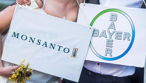 Dese hace dos años Bayer tiene otro litigio en curso en Estados Unidos, el más importante por esta cuestión, en el que miles de demandantes le atacan por los presuntos efectos cancerígenos de los herbicidas de Monsanto, entre ellos el Roundup. (Foto: EFE)