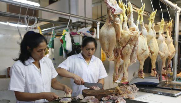 13 de abril del 2011.Hace 10 años.  Vuelve a subir el precio del pollo por mayor demanda.
