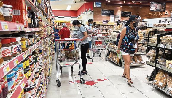 Consumo no discrecional. Firmas de este sector tienen moderada exposición a la pandemia, según Fitch. (Foto: GEC)