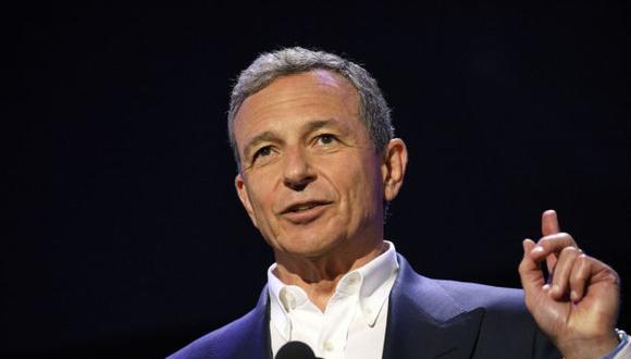 Bob Iger, CEO de Disney.