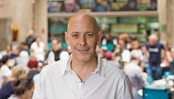 Apuesta. En un escenario ideal esperan que el delivery cubra hasta 30% de las ventas, dijo José Carpena. (Foto: Giovani Alarcón / GEC)