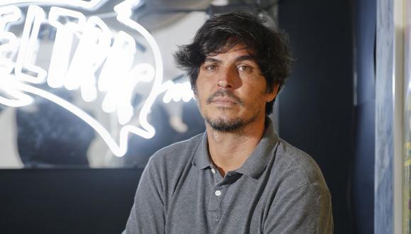 José Velásquez, CEO de Veltrac.