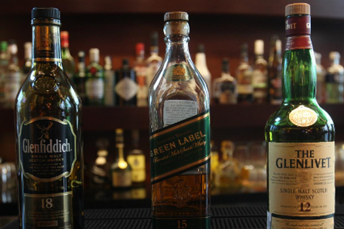 Whisky Permanece Como El Destilado Importado Más Consumido Del Perú Economia Gestión