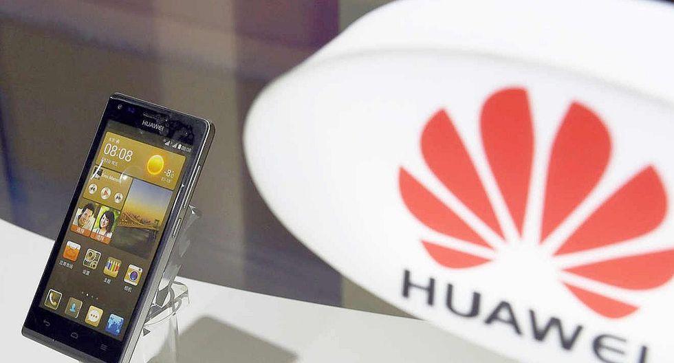 Washington sospecha que tanto Huawei como ZTE, otra empresa china, podrían espiar para Beijing.