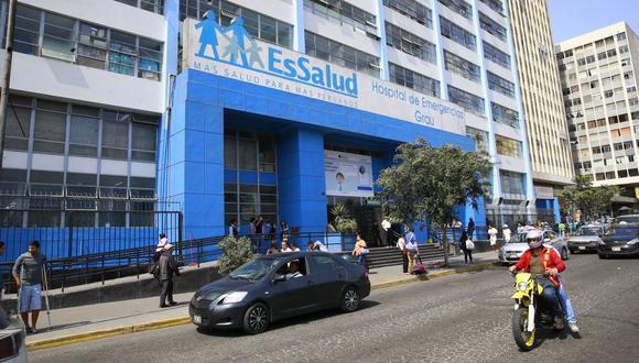 El periodo de cobertura de EsSalud será desde la fecha de inicio hasta la finalización de la suspensión perfecta de labores. (Foto: GEC)