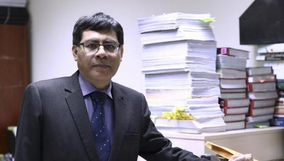 Resultados. El fiscal Juárez detectó pago de coimas de miembros del club a través de cuentas offshores en Panamá y EE.UU. (Foto: Alessandro Currarino)