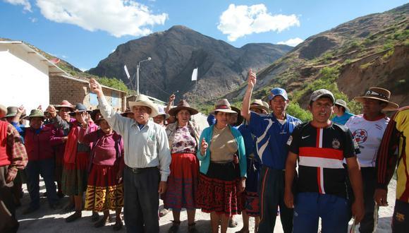 La SNMPE rechazó las recientes posturas que buscan condicionar la continuidad del diálogo en Fuerabamba. (Foto: GEC)