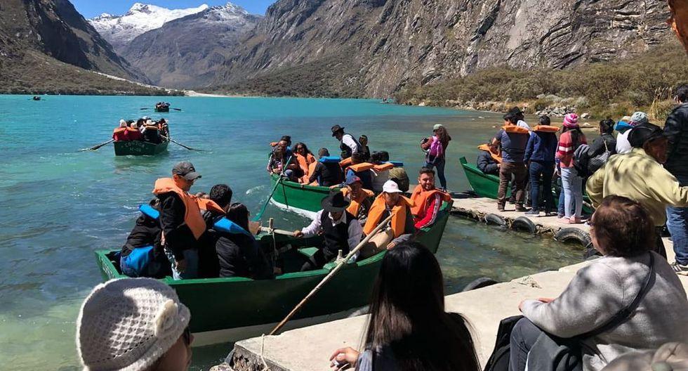 Turismo. Extranjeros que visitan el Perú gastaron más.