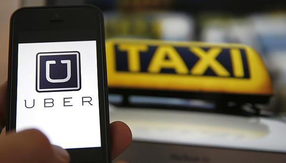 Uber completó10,000 millones de viajes en todo el mundo el pasado 10 de junio. (Foto: Reuters)
