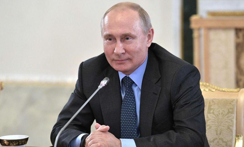 Putin señaló también que Rusia está en contra de la injerencia en los asuntos internos de Venezuela. (Foto: AFP)