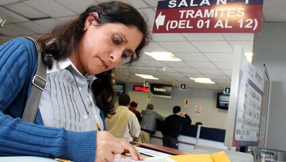 Las deudas se generan cuando el contribuyente no cumple con sus obligaciones. (Foto: Andina)
