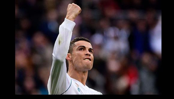 FOTO 1 | Cristiano Ronaldo dos Santos Aveiro nació el 5 de febrero de 1985 en la provincia de Maderia, en Portugal. (Foto: AFP)
