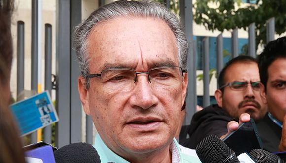 Alejandro Aguinaga también se refirió al estado de salud del ex presidente Alberto Fujimori. (Foto: Agencia Andina)