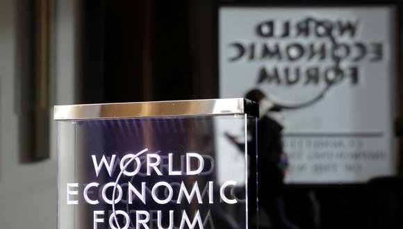 Davos. (Foto: Reuters).