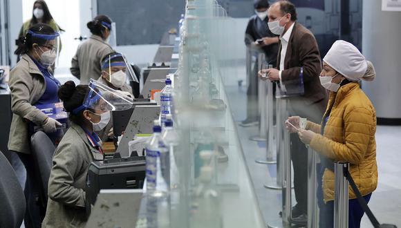 Cuentas previsionales. De llegar a crearse en las entidades financieras para acoger fondos de afiliados, podrían causar graves distorsiones.  (Foto: Leandro Britto / GEC)