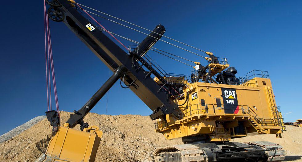 El Minem emitió su reporte sobre la producción de metales. (Foto: GEC)