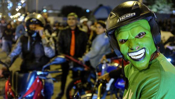 Cerca de de 22.000 agentes en Lima se desplegarán este 31 de octubre por Halloween y Día de la Canción Criolla.