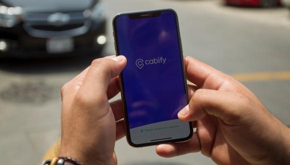 Cabify incorporará el servicio de envíos en su misma app (Foto: El Comercio).