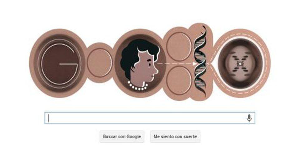 Google Dedica Su Doodle A Rosalind Franklin Pionera En La